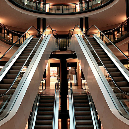 Escalator Services, Melbourne